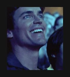 Matt Bomer as Felix on TNH. Such a bright smile. Hope I get to see this.