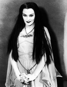 Lily Munster.