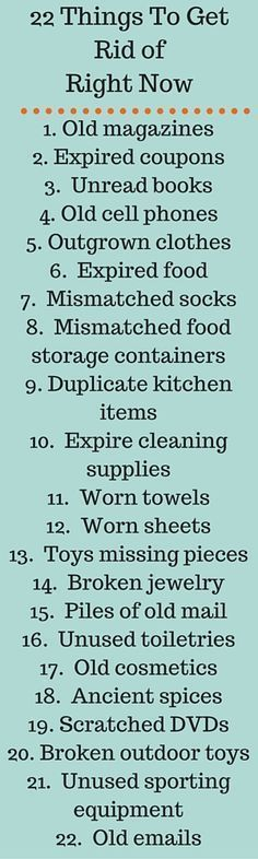 I'll agree with this except for the unread books! Read the unread books lol Minimalism Living, Konmari Methode, Ideas Para Organizar, D House, Moving Tips, Moving House Tips, Moving Hacks, Moving Checklist, Spring Cleaning Checklist