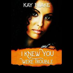 "#regram via @authorkayblake . . . ""It's finally time for the COVER REVEAL for  I Knew You Were Trouble  Cover Designed by M.J. OZ  Blurb: He seemed to be nothing but trouble.  Ally has something to prove. She wanted and needed a new start. So she took a job across the country to be the personal photographer to this up and coming rock band called Runnin on E. What she didnt expect was the lead singer of the band Ethan Avery. Ethan had blond hair blue eyes and a voice that can melt the panties…"