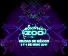 Electric Zoo en México.  3 y 4 de Mayo