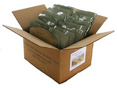 MRE Beef Stew Entrees  18 pack * Check this awesome product by going to the link at the image.(This is an Amazon affiliate link)