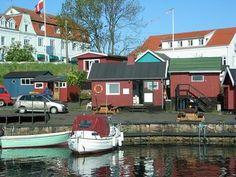 Allinge - Bornholm / Denmark (336 pieces)