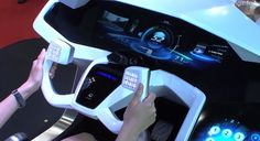 Mitsubishi's EMIRAI Is The Most Sci-Fi Packed Car To Date #technology