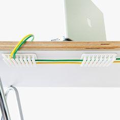 Bem Legaus!: Organizador de cabos