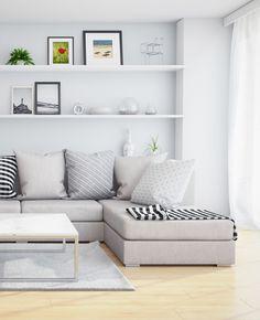 Tips voor het interieur, en ook zo gepiept. Zo maak je elke kamer in huis een beetje mooier! | Flairathome.nl #FlairNL