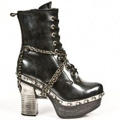 60017525d Buy Sexy High Heels - Unisex Shoes - Sexy Boots - Fetish - Gothic - Leather