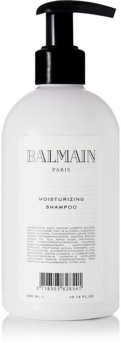 Pin for Later: Jeder kann dank Balmain bald Haare wie Kendall Jenner und Gigi Hadid haben  Balmain Moisturizing Shampoo, 300 ml (26 €)