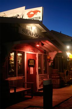 Moby Dick's restaurant, Wellfleet MA. Closed out many a Memorial day weekend here...