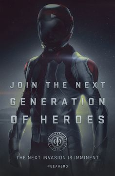 Ender's Game on Behance