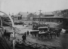 Coffins prepared for Titanic victims in Nova Scotia