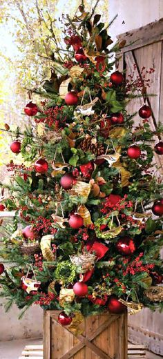 Christmas Tree ● Rustic
