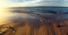 Beach scenery sand shell nature waves photography rocks water