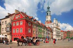 Pozna. Polonia.