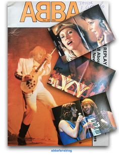 Visit my blog to read issue 22 of the Abba Magazine from March 1980 #Abba #Agnetha #Frida http://abbafansblog.blogspot.co.uk/2017/03/abba-magazine-22.html