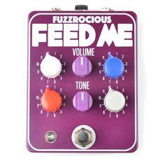 Fuzzrocious Feed Me EQ Tone Shaper