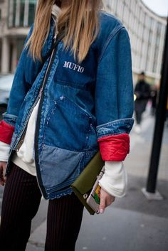 They Are Wearing: London Fashion Week Fall 2016 Photos