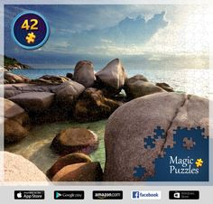 I've just solved this puzzle in the Magic Jigsaw Puzzles app for iPad. Ipad, App Store Google Play, Jouer, Jigsaw Puzzles, Magic, Movie Posters, Pictures, Painting, Art