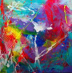 Abstract Portfolio - AntonioRusso