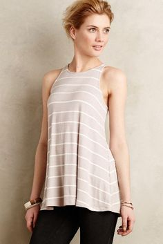 Cilla Swing Tank - anthropologie.com
