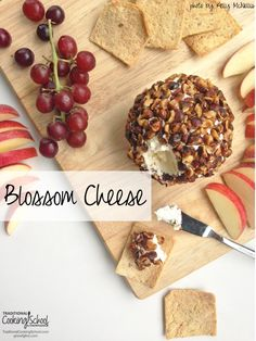 Looking for a simple way to make cheese and add some variety to it as well? Here you are: the easiest cheese to make, requiring little working time and effort, and our favorite variations: Honey Hazelnut Yogurt Cheese Ball and Onion & Garlic Yogurt Cheese. | TraditionalCookingSchool.com