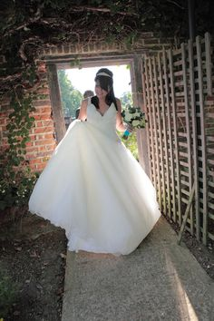 Wedding Photography at Hall Place, Bexley in Kent Wedding Images, One Shoulder Wedding Dress, Photographers, Wedding Day, Wedding Photography, Weddings, Wedding Dresses, Places, Fashion