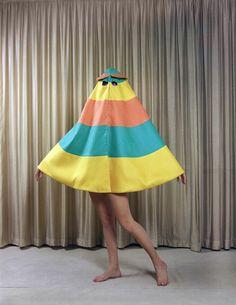 Italian beachwear by Cappello Cabina, 1967.