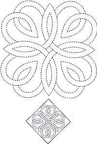 Quilting Designs, Machine Quilting Patterns and Hand Quilting Designs Quilting Stencils, Quilting Templates, Longarm Quilting, Free Motion Quilting, Quilting Tutorials, Quilting Projects, Machine Quilting Patterns, Quilt Patterns, Stitch Patterns