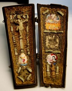 Reliquary for several saints.
