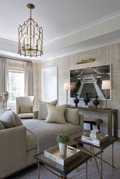 Love the chaise!!! Michael Hampton Design » Portfolio