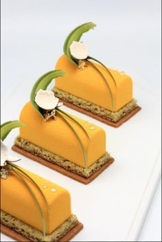 When A Sculptor Engineer And Pastry Chef Decide To Make Dessert - Architectural designer creates desserts so satisfying eating them would be a crime