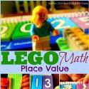 lego math place value