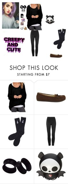 """lazy day"" by poisonberrykitten ❤ liked on Polyvore featuring Abandon Ship"