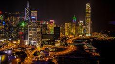 Noche en Hong Kong