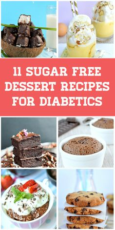 Sugar Free Dessert For Diabetics 11 sugarfree lowcarb easy diabetic desserts that will satisfy your need for sweet gooey and chocolaty goodness Cakes fudges mousses pud. Sugar Free Fudge, Sugar Free Pudding, Sugar Free Cookies, Sugar Free Chocolate Chips, Sugar Free Desserts, Diabetic Desserts, Easy Desserts, Dessert Recipes, Diabetic Recipes