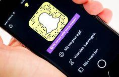 'Snapchat groeit sterk onder vrouwen'