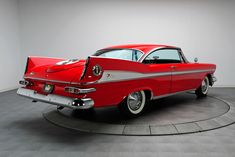 1959 Plymouth Sport Fury Restored Sport Fury 318 Super Pak V8 Push Button A727 - See more at: http://www.rkmotorscharlotte.com/sales/inventory/new_arrival/1959-Plymouth-Sport-Fury/133047#sthash.JhT1ayRK.dpuf