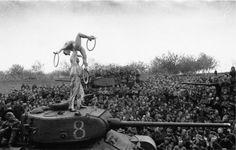 """Советскому омскому цирку посвятят вечер в петербургском """"Русском музее"""""""