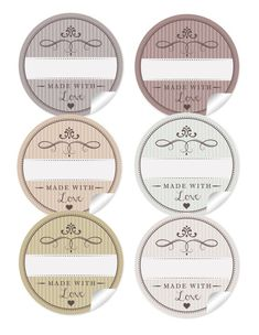 Universal sticker, Spice label with free text field for your spices, paper stickers for spice cans, glass bottles and spice glasses etc. Paper Gift Bags, Gift Wrapping Paper, Spice Labels, Address Stickers, Free Text, Guest Gifts, Label Paper, Wedding Stickers, Printable Labels