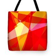 Stubborn Tote Bag by Laura Greco