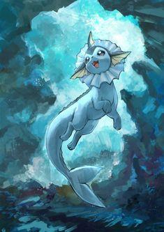 Vaporeon - Pokémon - Gioca subito a Pokemon Masters! - Vaporeon – Pokémon – Gioca subito a Pokemon Masters! Gif Pokemon, Pokemon Eevee Evolutions, Play Pokemon, Pokemon Memes, Pokemon Fan Art, Pokemon Cards, Drawings Of Pokemon, Pokemon Mignon, Equipe Pokemon