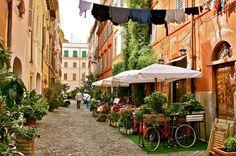 Trastevere and Jewish Ghetto Rome Walking Tour