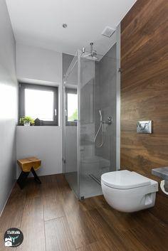 Łazienka styl Skandynawski - zdjęcie od STABRAWA.PL - pozytywny design