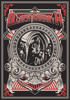 un tributo a una de mis bandas favoritas. En Adobe Illustrator CS 02.