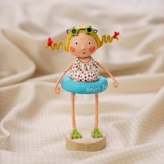 Beach Babe by Lori Mitchell from The Holiday Barn