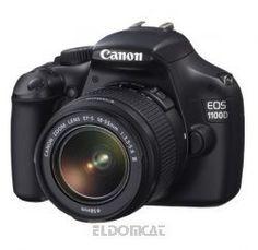 """Fotocamera reflex  12.2 mpixel  Display 2.7""""  Sensibilità iso 6400  Zoom ottico 0.8x digitale 10x  Stabilizzatore d'immagine  Comp.: obiettivo 18-55 isii  Colore nero  € 487,98"""