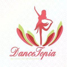 #Dance Topia #Lotus #Logo