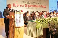 Foreign investors' trust a proof of govt's positive policies: CM Shahbaz - Business - Dunya News International Business News, Dunya News, Business Opportunities, Investors, Trust, Place Card Holders, Positivity, Optimism