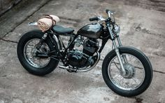 Few Bikes Are As Stylish As This Custom Yamaha By Hookie - Airows
