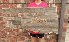 """Maybe my daddy could make this for me? 